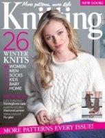Журнал Knitting January 2013
