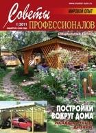 Журнал Советы профессионалов №1 (январь-февраль), 2011