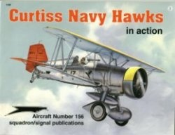 Книга Squadron/Signal Publications 1156: Curtiss Navy Hawks in action