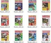 Murator. Польская версия. №1-12 2004.