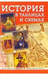 Книга История в таблицах и схемах, Тимофеев А.С., 2009