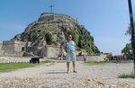 Корфу-таун (Керкира) - на Старой(Old) крепости