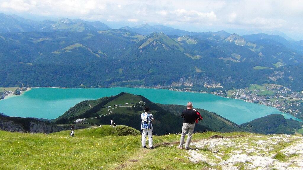 Альпийский автопробег с Сусаниным (часть 10-я) Самое красивое место на Земле
