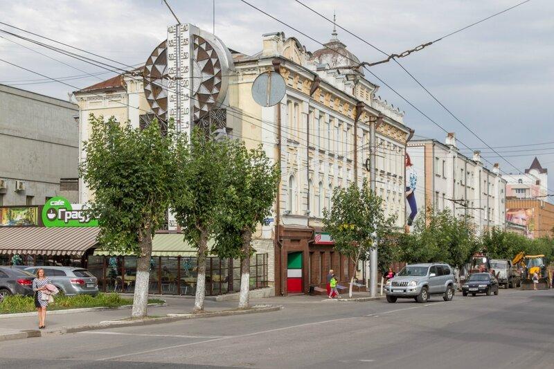 Дома по улице Горького, Пенза