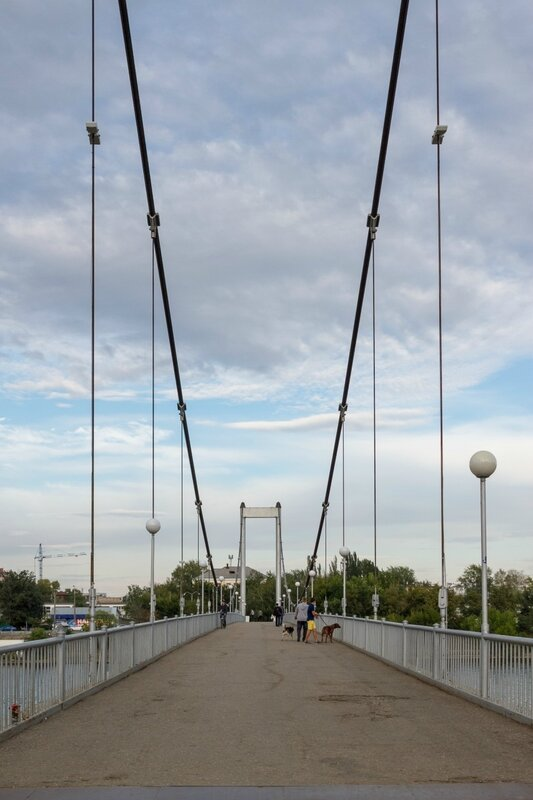 Мост Дружбы, Пенза