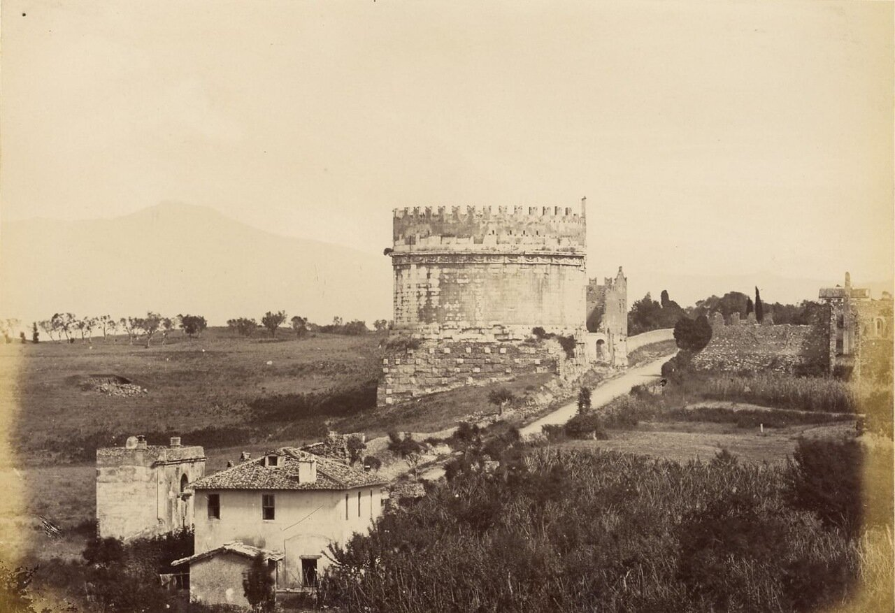 Гробница Цецилии Метеллы