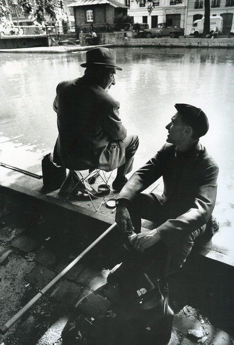 1968. Рыбаки