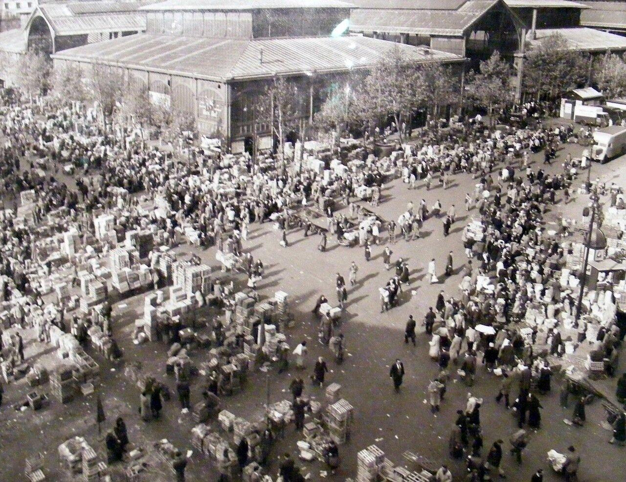 1953.Суета в Ле-Аль