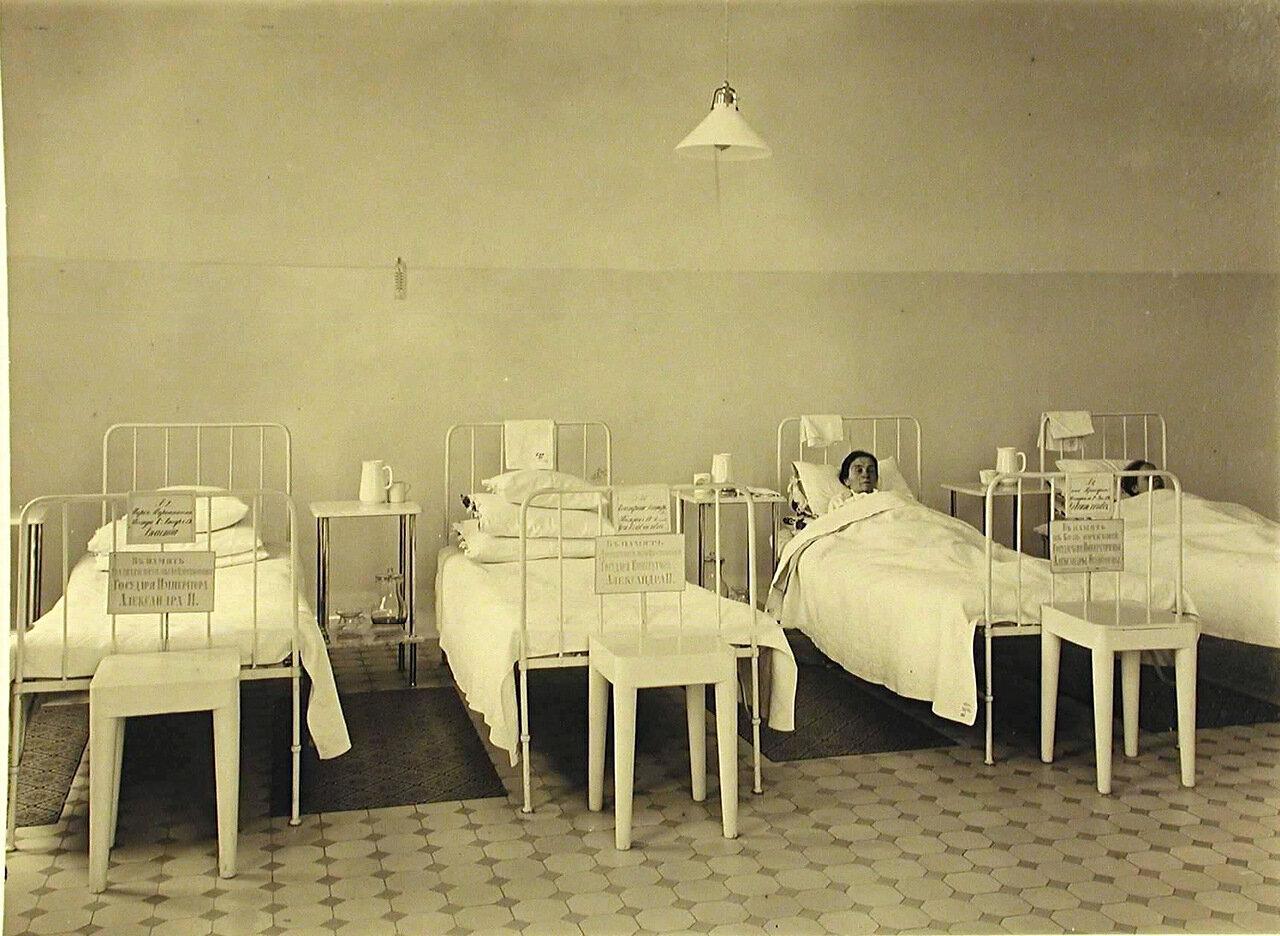 29. Палата на 4 места для женщин в больнице общины