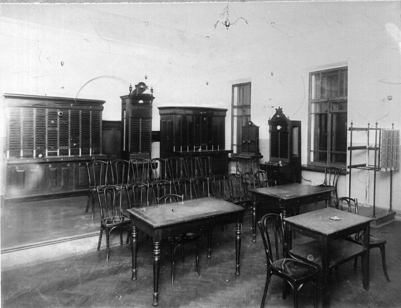 20. Учебный кабинет по телефонии