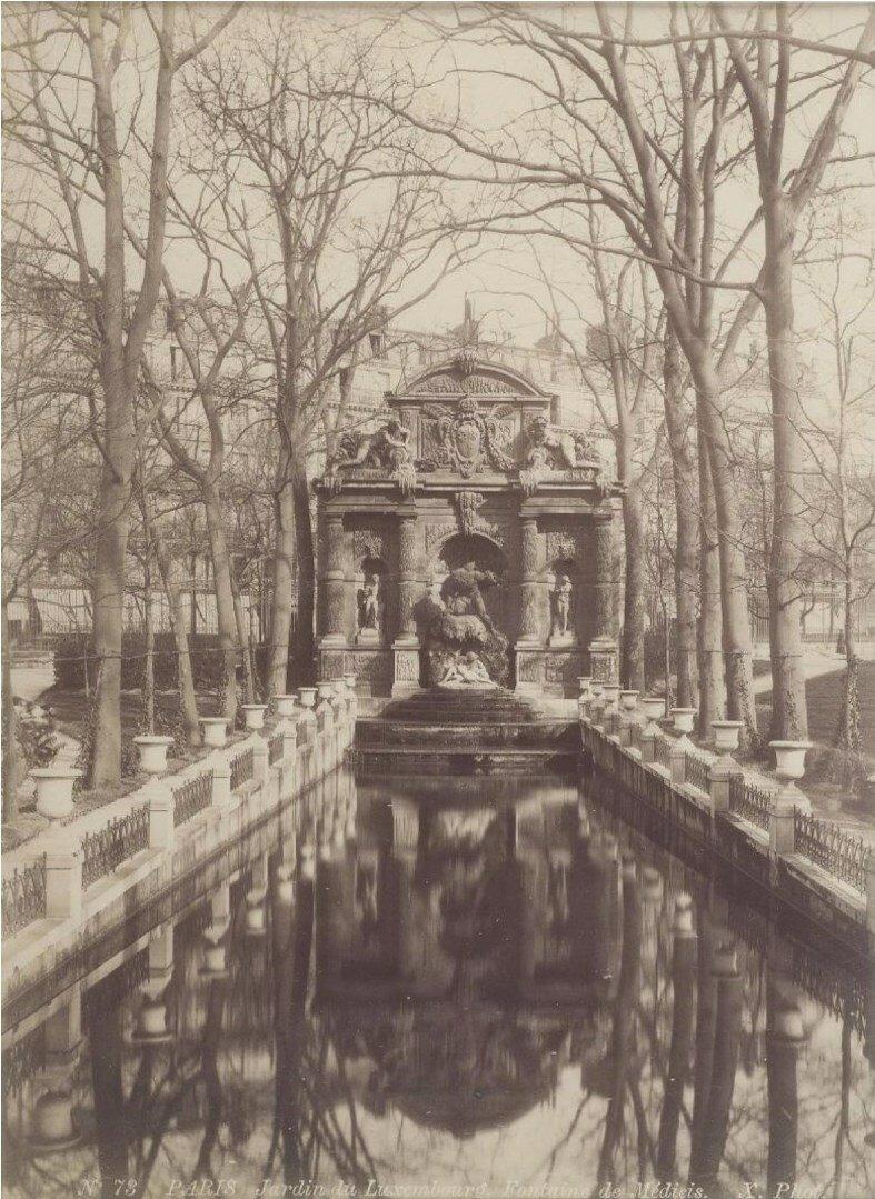 1871. Руины Парижа