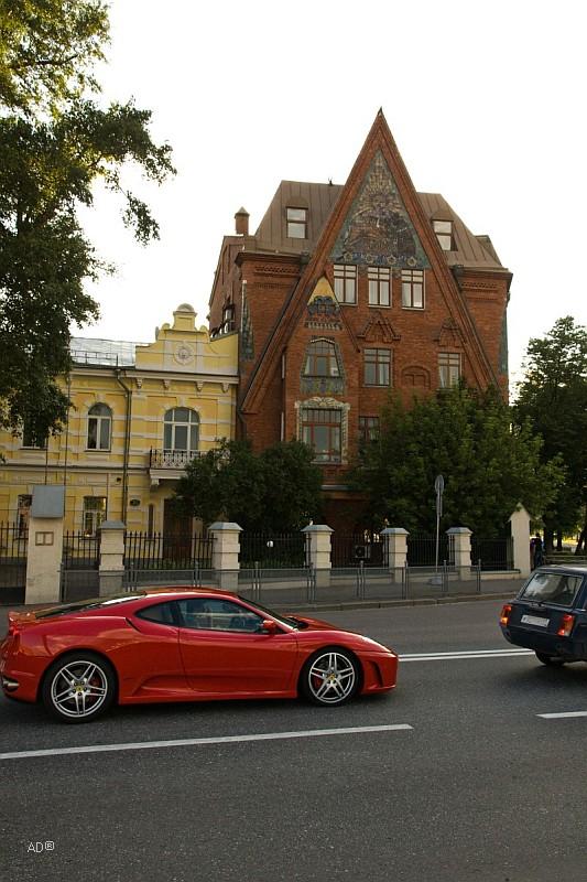Доходный дом П. Н. Перцóва – памятник архитектуры