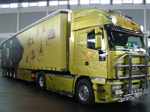 Тюнинг грузовиков своими руками Автомоторы