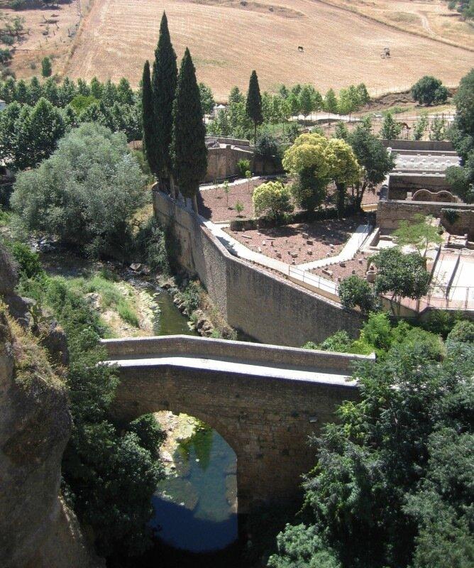 Арабский мост в Ронде