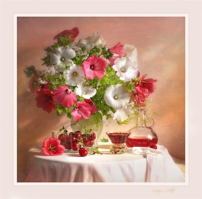 Непредсказуема Цветочная Любовь...