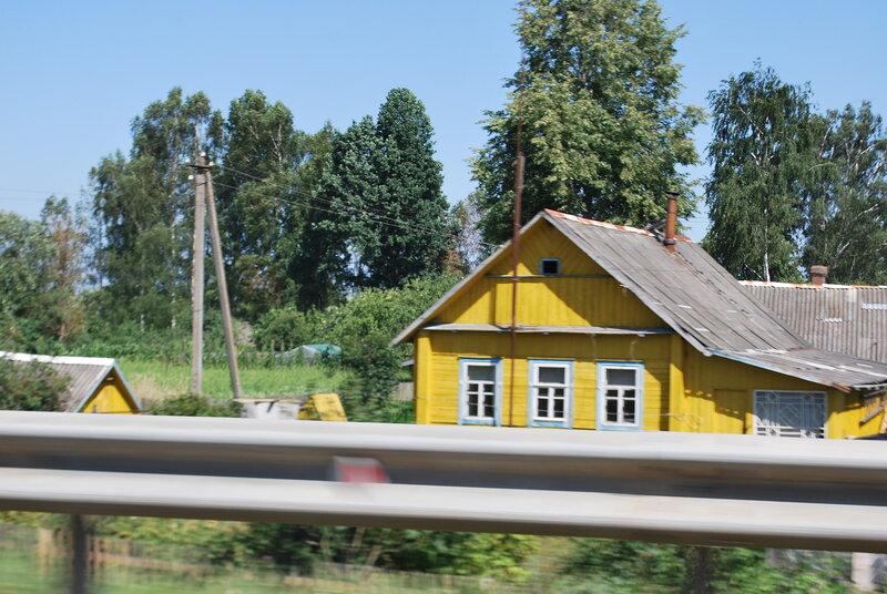 Добротный домик