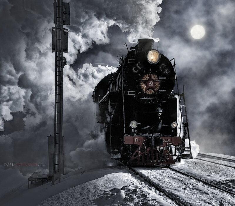 Фотограф Дмитрий Лаудин