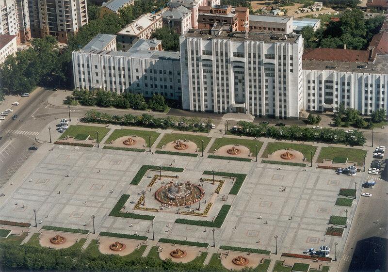 Khabarovsk - Lenin Square 2