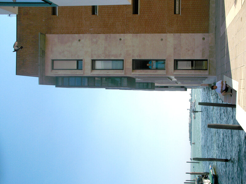Современная Венеция 46 современная жилая застройка