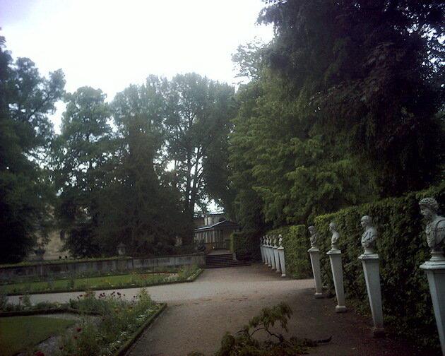 Парк Сан-Суси