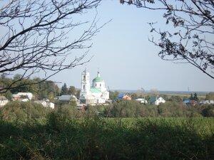 церковь Василия Великого в с. Борисовское