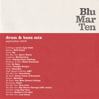 VA Blu Mar Ten: September Drum & Bass Mix