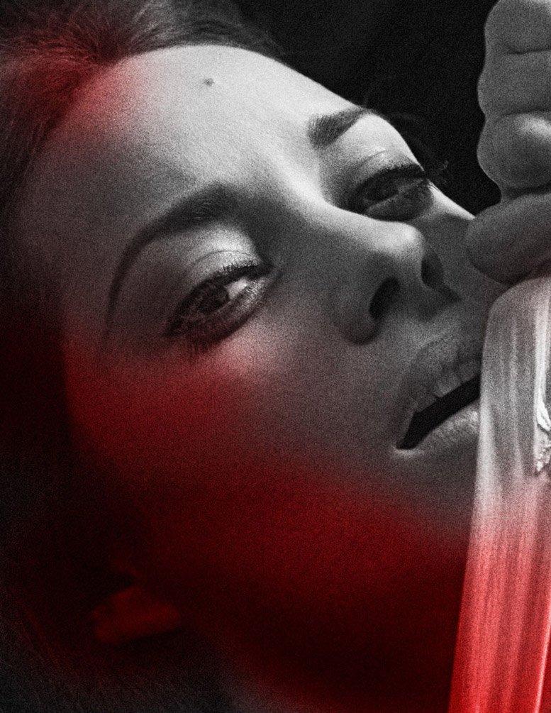 Марион Котияр / Marion Cotillard by Mikael Jansson