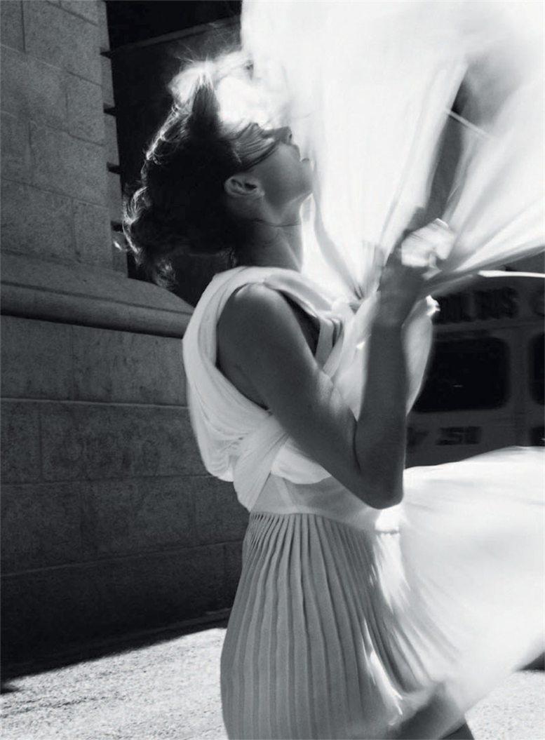 Алессандра Амбросио / Alessandra Ambrosio by Will Davidson