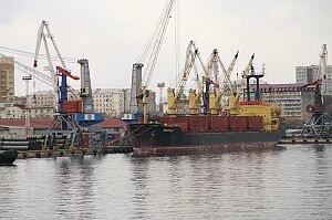 В Приморском крае на иностранном судне обнаружены заражённые продукты питания