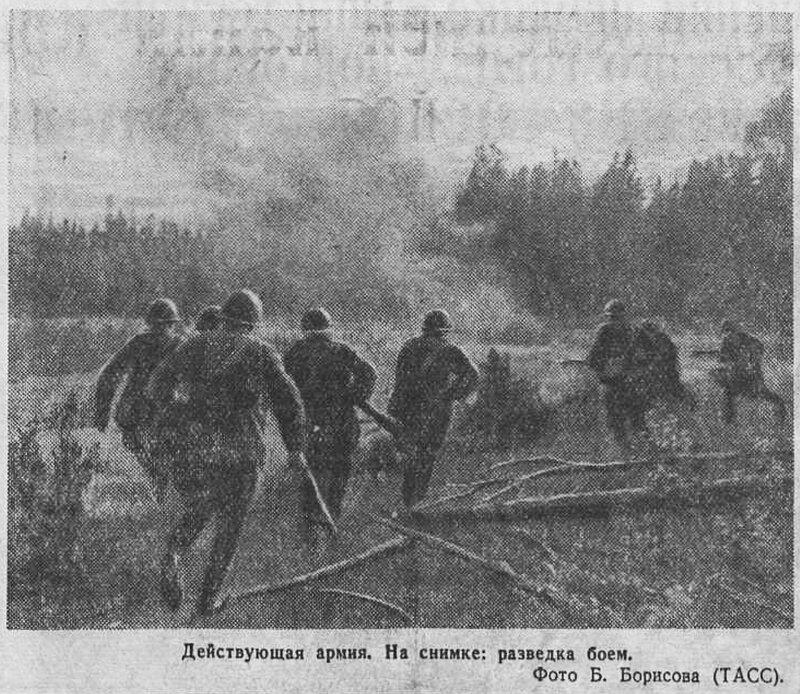 «Красная звезда», 10 октября 1941 года, красноармеец ВОВ, Красная Армия, смерть немецким оккупантам