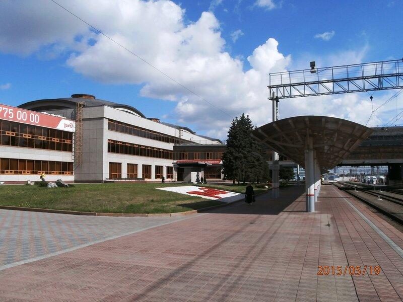 Вокзал дальнего следования ст. Челябинск-Гл. (2)