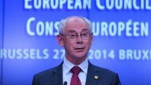 Евросоюзом отложено внесение санкций против России