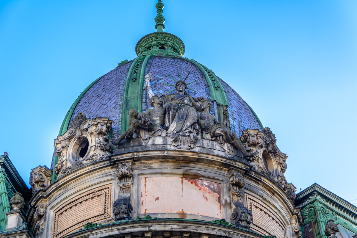 Львовская статуя свободы