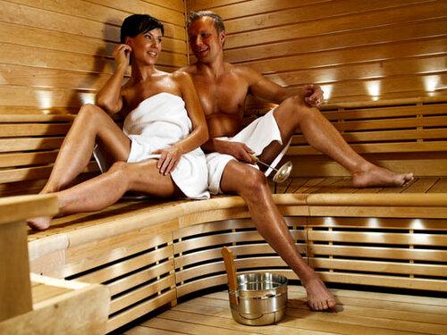 Отдых в бане или сауне