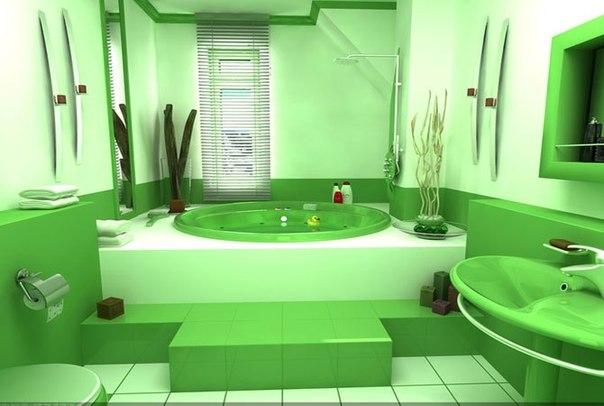 Как украсить ванную красиво и уютно?
