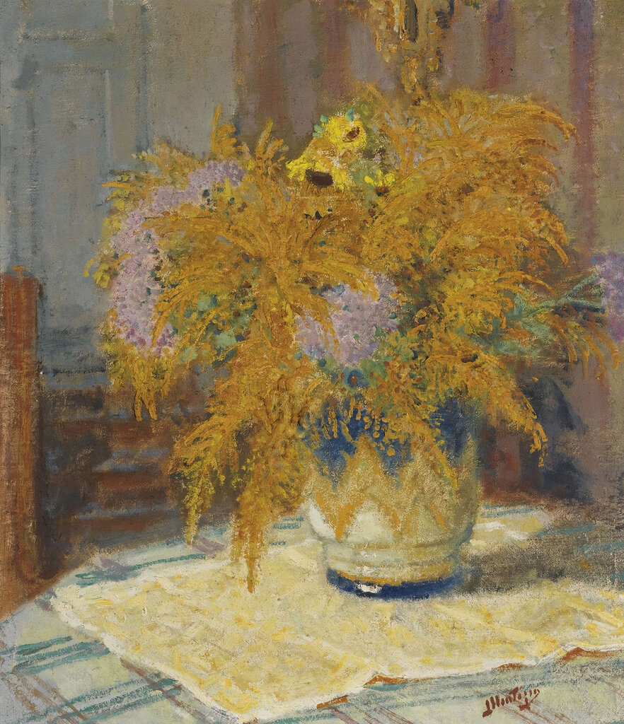 Pierre-Eugene Montezin - Bouquet of Flowers.jpeg