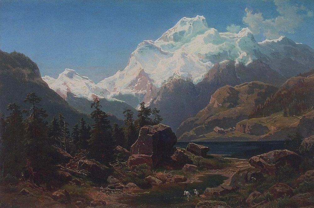 Швейцарский вид, 1862.jpg