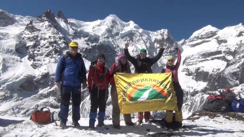 Восхождение на Мера пик ( 6476 м.) Непал. Апрель 2014 год