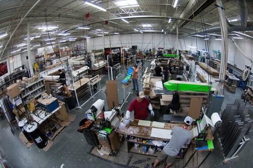 Сделано в Америке: 5 независимых американских производителей досок