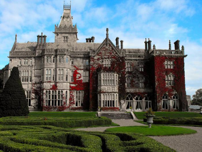 Адэр, самая красивая деревня Ирландии 0 10cf90 19bfb67f orig