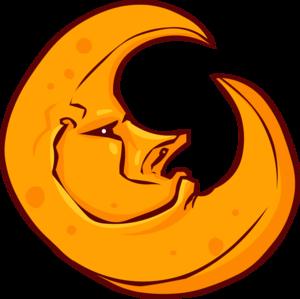 луна, месяц