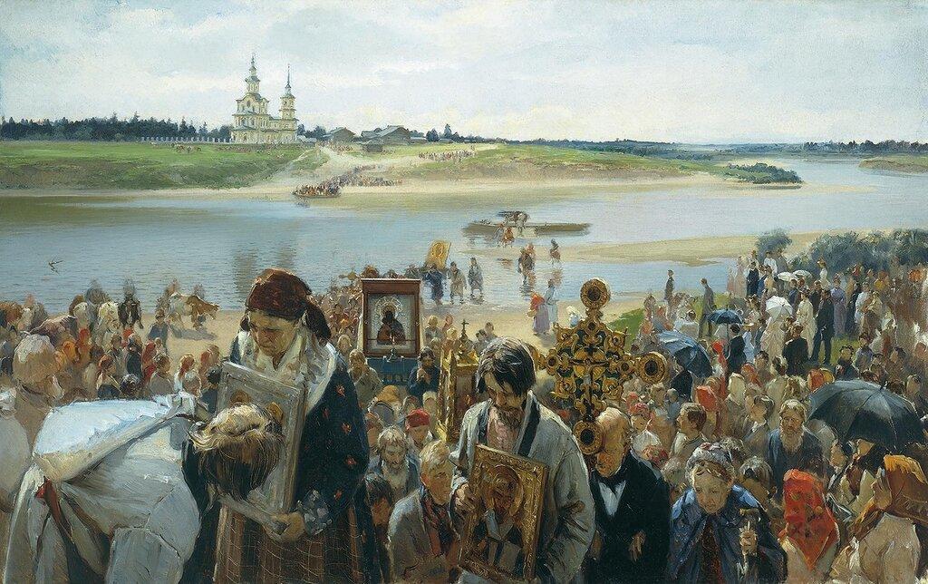 0803.Prianishnikov.Illarion.(1840-1894).Krestnyiy.hod.1893.holst.maslo.102h165.sm.jpg