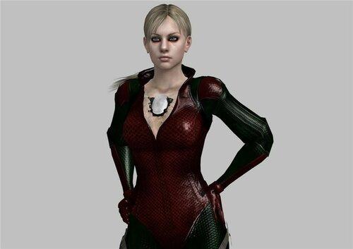 Jill Battlesuit в красно-зелёном =3 0_11cef0_1285378f_L