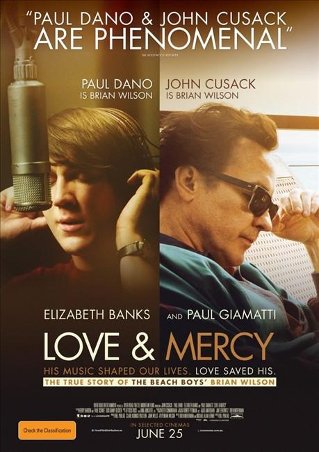 ������ � ���������� / Love & Mercy (2015)
