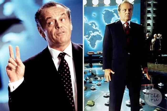 Самые яркие кинообразы американских президентов