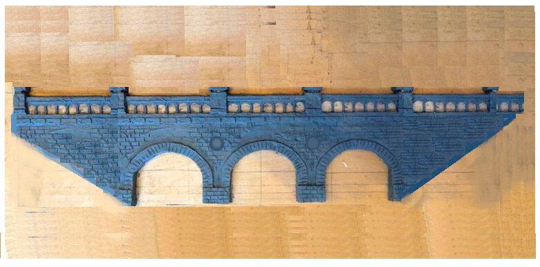 Скорректированный эскиз моста