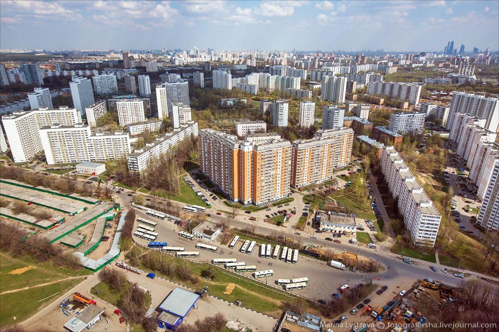 4. Беловежская улица, Можайский район.