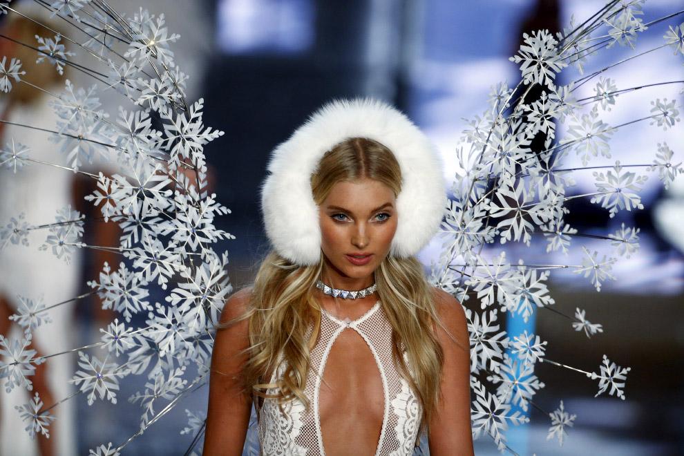 10. 13 ноября 2007 «ангелы» Victoria's Secret даже удостоились звезды на голливудской «Аллее Славы».