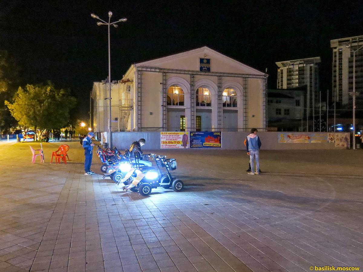 Вечерняя Анапа. Сентябрь 2013.