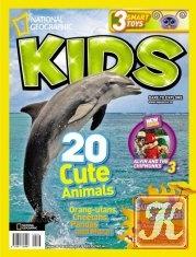 Журнал Книга National Geographic Kids №12 2011 (South Africa)